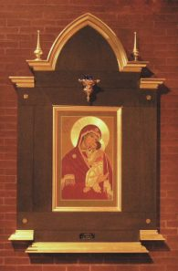 icon of Our Lady of Yaroslavl
